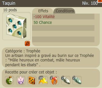 Recette Nouveaux Trophées  Taquin2