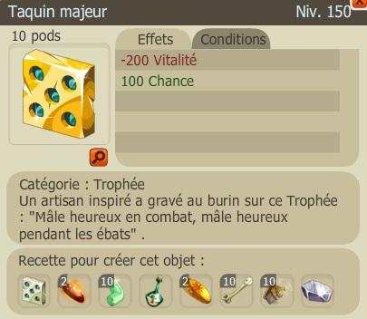 Nouveaux Trophées  TaquinM